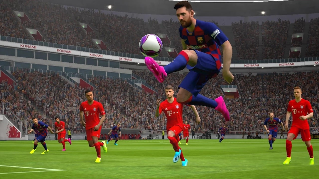 PES Mobile   Toornament - The esports technology