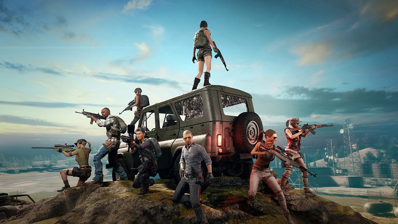Playerunknown's Battlegrounds Mobile | Toornament - The