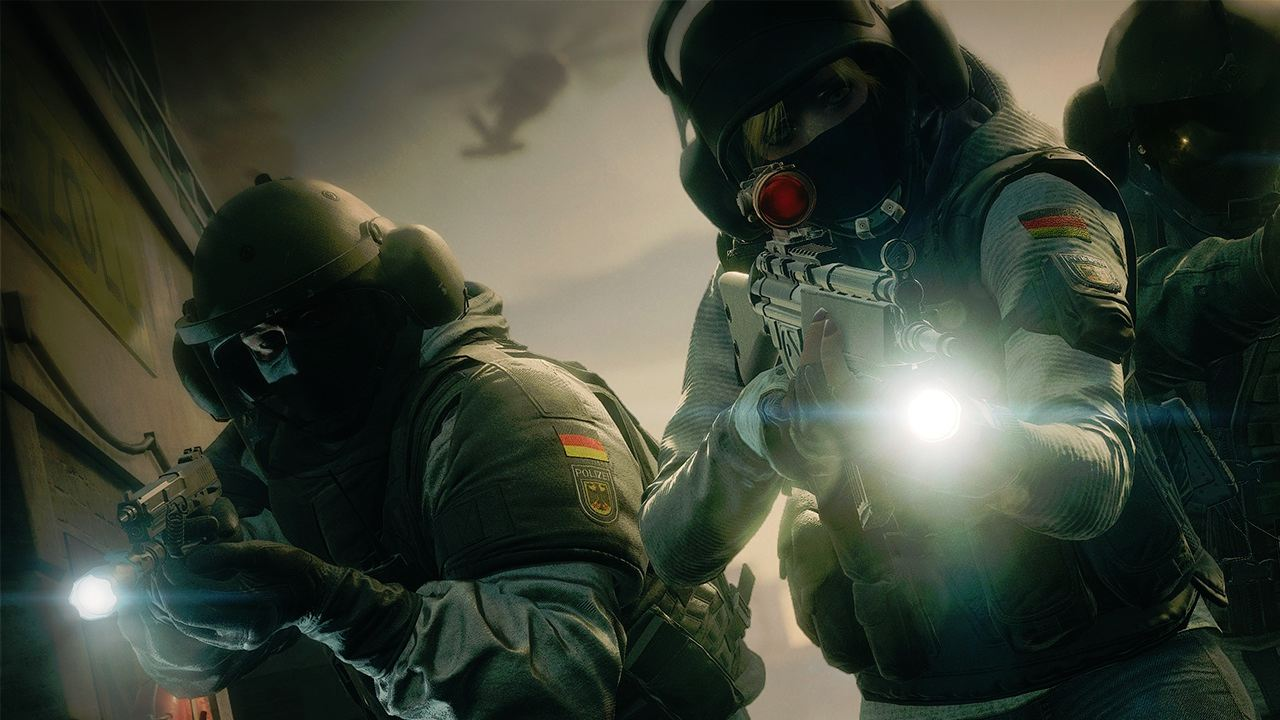 Tom Clancy's Rainbow Six Siege | Toornament - The esports