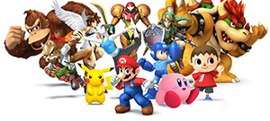 Super Smash Bros. 3DS/WIIU