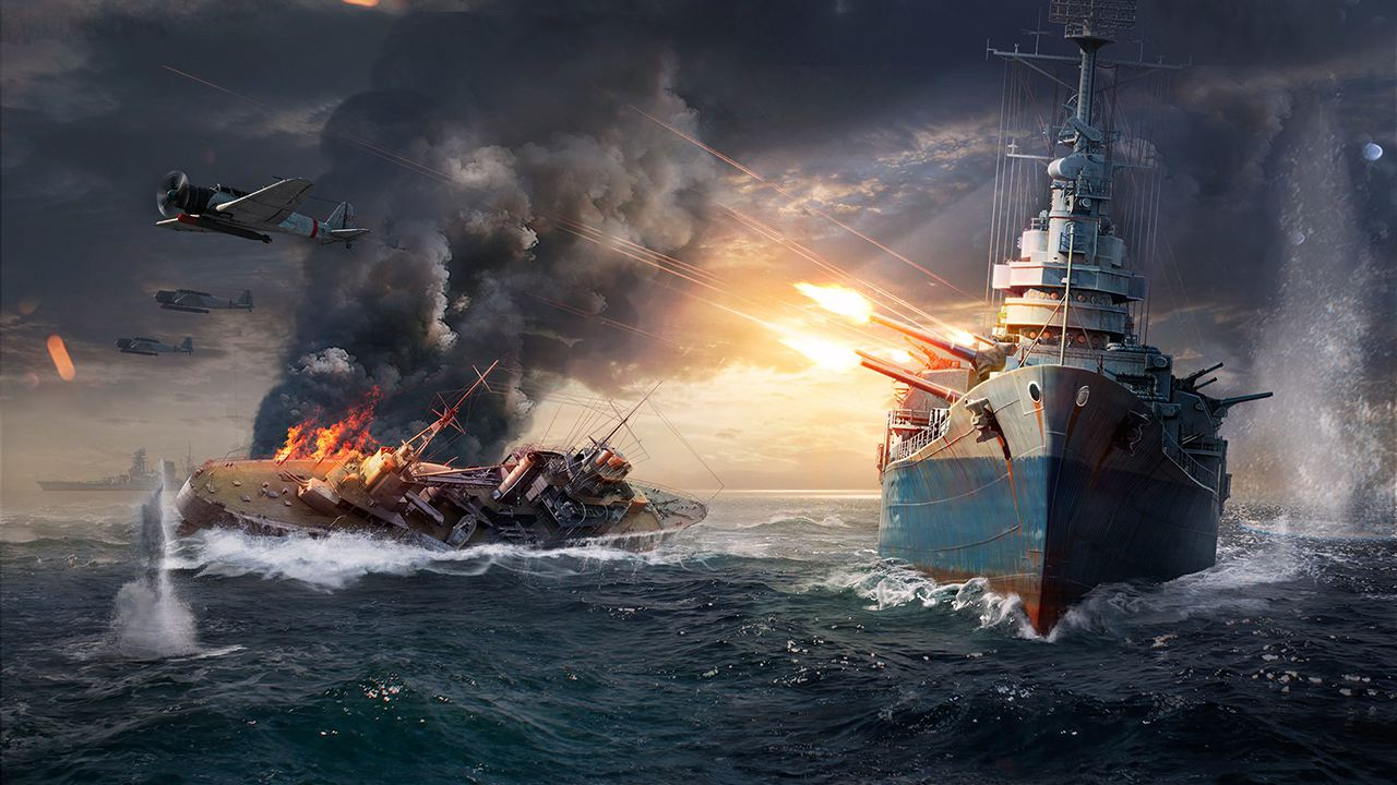 World Of Warships | Toornament - The esports technology