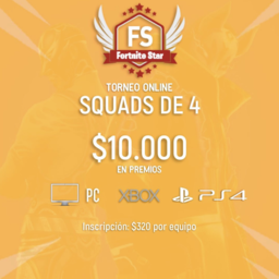 TORNEO 10K FORTNITE STAR