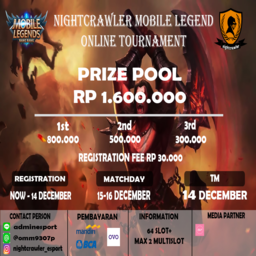Nightcrawler Online Tournament