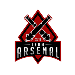 Team Arsenal logo