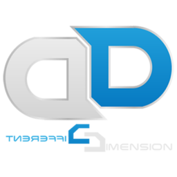 Different Dimension eSports Logo