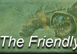 The Friendly - 20th August