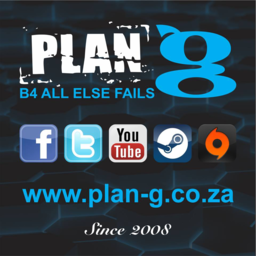 Plan-G eSports Launch Lan
